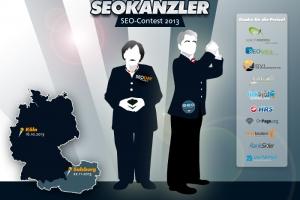 SEOKanzler 2013 – der wohl größte SEO Contest aller Zeiten