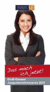 Groß-Gerauer Jungunternehmerpreis 2013